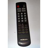 Control Remoto Noblex De Tv Noblex 20 Tc 601
