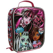 Monster High Lunch Box ¿quieres Tomar Un Bocado?