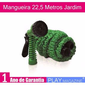 Mangueira 22,5 Metros Jardim Expansivel Melhor Garantia