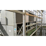 Sistema De Ar Condicionado Completo Chiller 225tr E Fan Coil