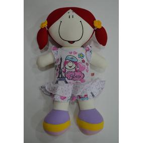 Boneca Mel Da Turma Mel Ref.b3 130035