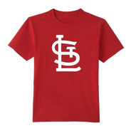 Camiseta Estampada Cardenales De San Luis