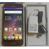 Samsung Galaxy S6, Dorado, En Caja, Liberado Estetica De 9