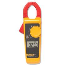 Fluke323 Fluke Amperimetro De Gancho 400a Ac True Rms