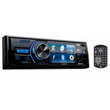 Radio Para Carro Jvc Kd Av41bt Bluetooth Usb Dvd Pantalla 3
