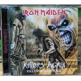 Iron Maiden - Killers Again