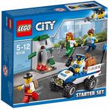 Lego City 60136 Set Inicial Policia Bloques Educando