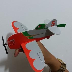 Aviões Avião Colorido Disney Dusty Isopor Mega Liquidação