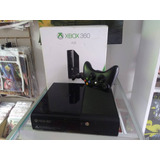 Xbox 360 Slim Con Disco Duro De 250 Gb Como Nueva
