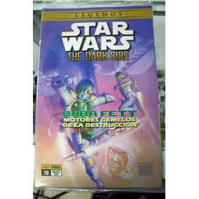Star Wars Legends The Dark Side Vol 10 Boba Fett Panini