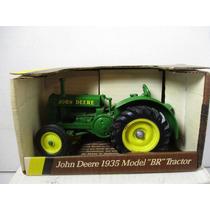 Ertl Tractor John Deere 1935 Excelente Replica Esc 1:16