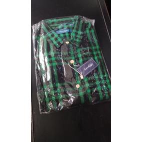 Camisas Hombre Normal Slim L - Ropa y Accesorios Verde en Mercado ... fd7176c265a