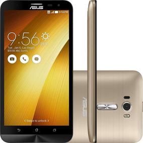 Smartphone Asus Zenfone 2 Laser Dual 5.5 16gb 4g Dourado