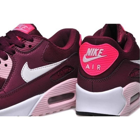 Tênis Air Max 90 Roxo/lilas Imperdivel Top Original
