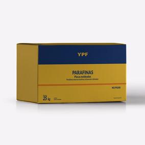 Parafina 58 Ypf Por Caja 25 Kilos Envíos!