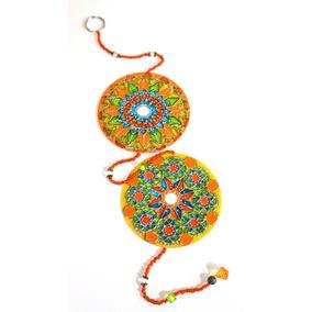 Mandala Colgante Movil De 2 Mandalas