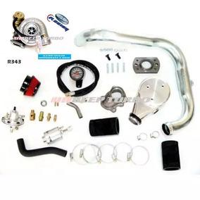 Kit Turbo Corsa 1.0 / 1.6 - Efi Com Turbina Master Power