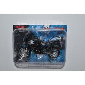 Miniatura Moto Tiger 1:18 Maisto Fresh Metal Wheelers 2
