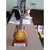 Mini Guitarra Slash. (guns N