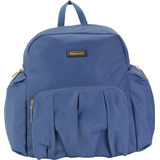 Bolso Mochila Maternal Chicago Backpack Marine Blue