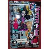 Skelita Calaveras Clase De Arte Monster High