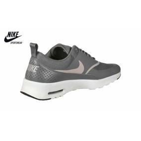 0d501a8a27 Nike Force Original Gris C Morado Al Mejor Precio Urge - Tenis en ...