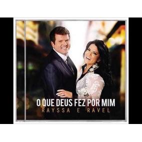 Box 3 Cd´s Rayssa E Ravel + Shirley + Mara Lima