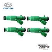 Bico Injetor Hyundai I30 2014 À 2015 353102e100 Original