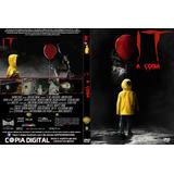Filme It A Coisa Dvd - Imagem Full Hd - Dublado