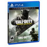 Call Of Duty Infinity Warfare Edición Legacy Nuevo Sellado