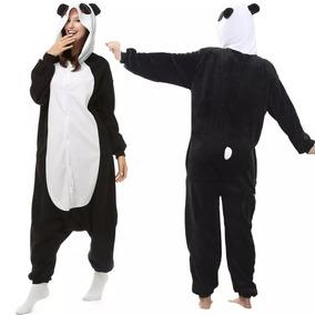 Pijama Mameluco De Panda Cosplay H8089