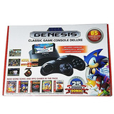 Sega Fb8280x Genesis Classic Consola De Juegos Deluxe