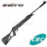 Carabina De Pressão Cbc Nitro-x 1000 5,5mm Ox Pp