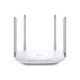 Router 4 Antenas Tp-link Archer Ac1200 C50 Doble Banda Maa