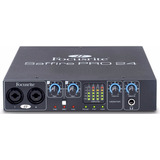 Focusrite Saffire Pro 24 Placa Audio Interfaz Firewire 12pag