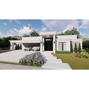 Planta De Casa 3 Quartos - Projeto Arquitetônico Completo