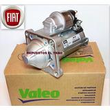 Motor De Arranque Fiat Uno Novo 1.3 1.4 8v Fire Original