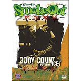 Dvd Smoke Out Presents Body Count Feat.ice-t