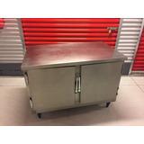 Mesón Refrigerado Biggi 120x70 Cms Antiguo Buen Estado