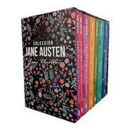 Novelas Completas Jane Austen - Caja 7 Libros