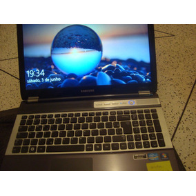 Notebook Core I7 1tb 8gb Ram Samsung Máquina Super Rápida