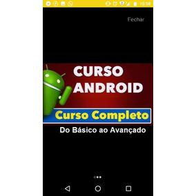 Curso Completo Programação De App Android.