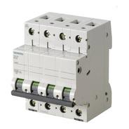 Llave Térmica 4x25 A Tetrapolar 10 Amp Siemens 4.5ka