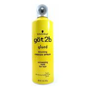 Spray Fixador De Cabelo Got2b Glued Freeze Spray 340g