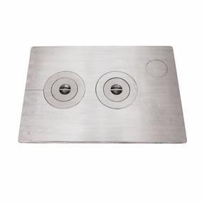Chapa Para Fogão A Lenha Maestro N°2 88,5x60 Cm Com Furos