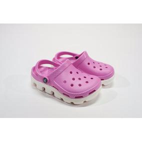 Crocs Originales Kids Duet Rosa