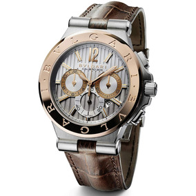 41a326dd72c Bvlgari Carbongold Chronograph Moscow - Relógios De Pulso no Mercado ...