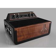 Case Raspberry Pi - Atari 2600 - Impressão 3d + Frete Grátis