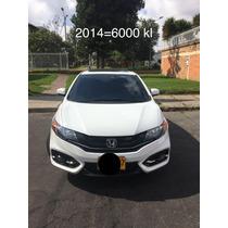 Honda Civic Coupe Perfecto Estado