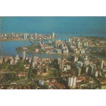 Rec-3955- Postal Recife, P E - Vista Aérea Panoramica
